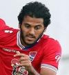 مروان محسن يغيب عن مباراة الرجاء