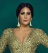 بالصور .. إطلالة ذهبية جريئة لإيمى سلطان تنال اعجاب متابعيها