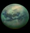 حقل غاز عملاق فى أكبر أقمار كوكب زحل