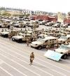 بالصور .. استعدادات القوات المسلحة لتأمين الإنتخابات الرئاسية بكافة المحافظات
