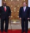 السيسى والبشير يؤكدان اتفاق البلدين على توسيع مجالات التعاون