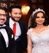 بالصور .. عقد قران الفنان كريم أبوزيد بحضور عدد من النجوم