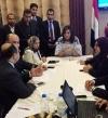غرفة عمليات وزارة الهجرة : انتظام توافد المصريين على السفارات فى ثانى ايام الانتخابات الرئاسة