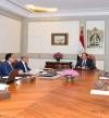 السيسى يجتمع مع الحكومة لمناقشة الاستعدادات لشهر رمضان