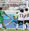 صفر المونديال .. مصر تتذيل مجموعتها بخسارة قاتلة من السعودية