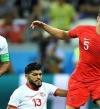 إنجلترا تفوز على تونس فى مونديال روسيا بهدفين مقابل هدف