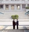 عودة أهم خط ساخن بين الكوريتين للعمل بشكل كامل
