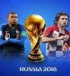 فرنسا تتوج بطل كأس العالم برباعية أمام كرواتيا