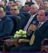 السيسى : نسعى لتوفير مطالب السوق المصرى وخفض فاتورة الاستيراد من الخارج