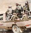 القوات اليمنية تستعيد مواقع استراتيجية فى صعدة