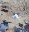 الداخلية : مقتل 9 إرهابيين فى تبادل إطلاق النار بكهف جبلى بطريق أسيوط / سوهاج الصحراوى