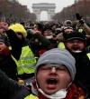 فوضى على الطرق بفرنسا.. المتظاهرون يحرقون أكشاك دفع رسوم العبور
