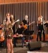 بالفيديو والصور .. میسا قرعه تُطلق حملة ألبومها الجدید من برج كابیتول ریكوردز التاریخي في هولیوود