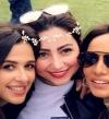 بالفيديو والصور.. بوسى تحتفل بعيد ميلاد ابنها بوصلة رقص مع زينة وياسمين عبد العزيز