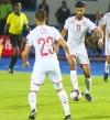 تونس ضد أنجولا.. النسور تسقط فى فخ التعادل بأمم أفريقيا 2019