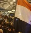 استقبال أسطورى للمنتخب للناشئين بمطار القاهرة