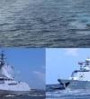 القوات البحرية المصرية والصينية تنفذان تدريبًا بحريًا عابرًا بالبحر المتوسط