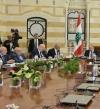 الحكومة اللبنانية تجتمع اليوم فى القصر  الرئاسى لاحتواء المظاهرات