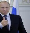 بوتين يفوز بولاية جديدة بعد حصوله على 6ر76 % من اصوات الناخبين