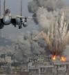 استمرار التوتر فى غزة وتواصل الغارات الاسرائيلية واطلاق الصواريخ الفلسطينية