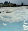 باموكالى .. قلعة القطن البيضاء .. اعجوبة خلابة تستحق المشاهدة !!