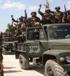 ماذا يعنى انتشار الجيش السورى على الحدود التركية ؟