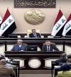 الانقسامات تؤجل جلسة البرلمان العراقى لتحديد موعد الانتخابات لغدا الاحد
