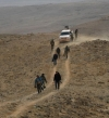 القوات السورية تمشط مدينة البوكمال عقب انسحاب داعش منها