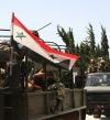 الجيش السورى يعلن استعادة السيطرة على عشرات البلدات فى ريف حلب