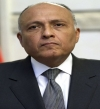 """""""شكرى"""" عن سد النهضة: هناك شعور بمحاولة فرض وضع قائم على مصر"""