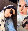 بالصور.. أمل حجازى مع أسرتها بالحجاب معلقتًا: العيلة هى أغلى هدية من الله