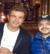 """بالصور.. عمرو دياب مع محمد هنيدى على """"إنستجرام"""""""