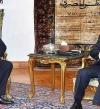السيسى يبحث مع سعد الحريرى مساء اليوم تطورات الموقف فى لبنان