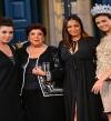 صالون أنوشكا يستضيف ملكات جمال مصر
