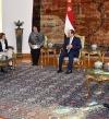 وزيرة دفاع فرنسا تشيد بجهود مصر فى مكافحة الارهاب