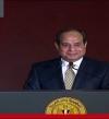 """الرئيس: تمثيل المرأة بالبرلمان 15% والحكومة 20%.. """"خلوا بالكم يا رجالة"""""""