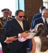 الرئيس السيسى يشهد اليوم الاحتفال بعيد الشرطة ويكرم عدداً من أسر الشهداء