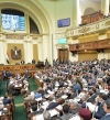 """""""القوى العاملة"""" بالبرلمان تطالب الحكومة بزيادة المعاشات 20% سنويا"""