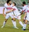 مباراة الزمالك والإنتاج الحربى بدور الـ8 لكأس مصر باستاد برج العرب