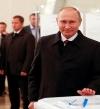 انطلاق التصويت فى الانتخابات الروسية .. وتوقعات بفوز بوتين