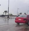 أمطار رعدية تضرب شمال سيناء