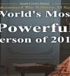 من هو العربي الوحيد على قائمة أقوى 10 شخصيات في العالم ؟