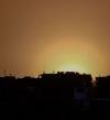 مقتل اثنين من مقاتلى الجهاد الفلسطينية فى قصف إسرائيلى على دمشق