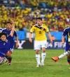 كولومبيا تواجه اليابان بذكريات مونديال البرازيل