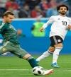 منتخب مصر يخسر من روسيا بثلاثية فى كأس العالم
