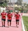 الأهلى يخوض اليوم آخر تمريناته فى القاهرة قبل لقاء الوصل الإماراتى