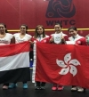 مصر تتأهل لنهائي كأس العالم للاسكواش للفرق للمرة الخامسة