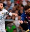 برشلونة يواجه ريال مدريد فى كلاسيكو الأرض