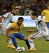 البرازيل تواجه الأرجنتين فى ختام السوبر كلاسيكو
