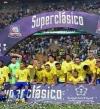 البرازيل تتوج بكأس سوبر كلاسيكو بهدف قاتل في الأرجنتين بالسعودية